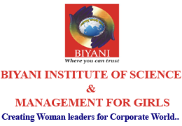 Biyani Institute of Science and Management for Girls